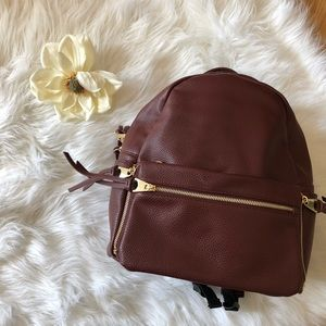 Charming Charlie Bags - Charming Charlie Backpack w detachable crossbody